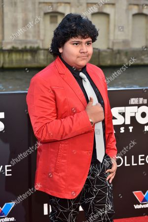 "Stock Picture of Juliocesar Chavez seen at the US Premiere of ""Transformers: The Last Knight"" at the Civic Opera House, in Chicago"