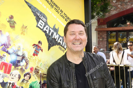 "Doug Benson seen at Warner Bros. Pictures Presents the World Premiere of ""The Lego Batman Movie"" at Regency Village Theatre, in Los Angeles"