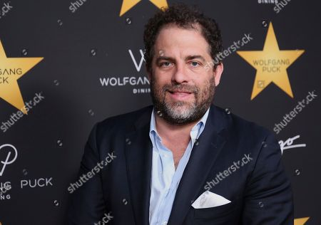Brett Ratner arrives at the Wolfgang Puck's Post-Hollywood Walk of Fame Star Ceremony Celebration at Spago, in Beverly Hills, Calif