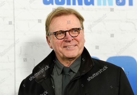 """David Rasche attends the world premiere of """"Going in Style"""" at the SVA Theatre, in New York"""