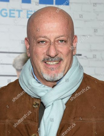 "Domenico Vacca attends the world premiere of ""Going in Style"" at the SVA Theatre, in New York"