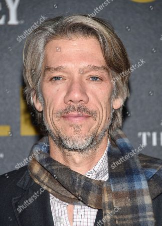 """Stephen Gaghan attends the world premiere of """"Gold"""" at AMC Loews Lincoln Square, in New York"""