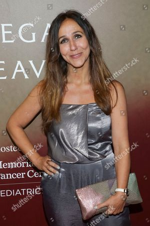"Director Gabriela Cowperthwaite attends the world premiere of ""Megan Leavey"" at Yankee Stadium, in New York"