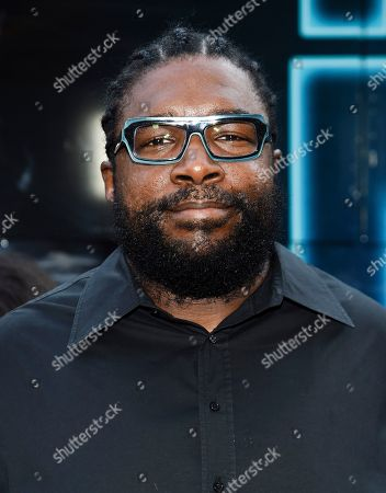 """Musician Ahmir Thompson aka Questlove attends the world premiere of Columbia Pictures' """"Rough Night"""" at AMC Loews Lincoln Square, in New York"""