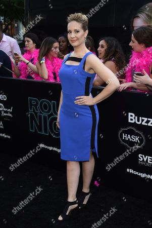"""Kelly Karbacz attends the world premiere of Columbia Pictures' """"Rough Night"""" at AMC Loews Lincoln Square, in New York"""