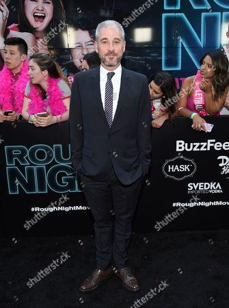 "Editorial photo of World Premiere of ""Rough Night"", New York, USA - 12 Jun 2017"