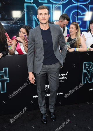 "Ryan Cooper attends the world premiere of Columbia Pictures' ""Rough Night"" at AMC Loews Lincoln Square, in New York"
