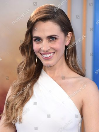 "Editorial photo of World Premiere of ""Wonder Woman"" - Arrivals, Los Angeles, USA - 25 May 2017"