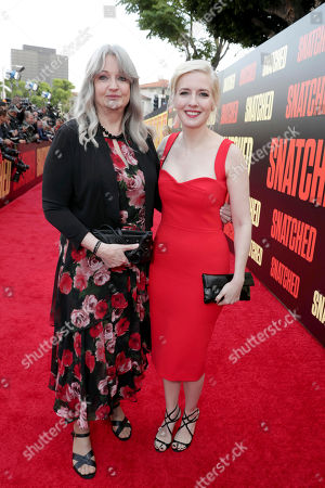 "Editorial image of World Premiere of Twentieth Century Fox ""Snatched"", Los Angeles, USA - 10 May 2017"