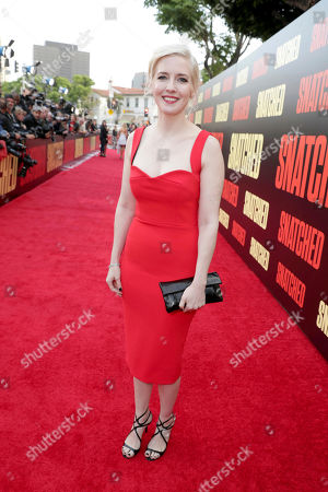 "Editorial photo of World Premiere of Twentieth Century Fox ""Snatched"", Los Angeles, USA - 10 May 2017"
