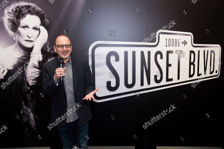 """Editorial image of """"Sunset Boulevard"""" Broadway Revival Media Opportunity, New York, USA - 25 Jan 2017"""