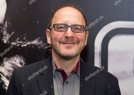 """Stock Photo of Lonny Price participates in a """"Sunset Boulevard"""" media opportunity to promote its Broadway revival, at the Palace Theatre, in New York"""