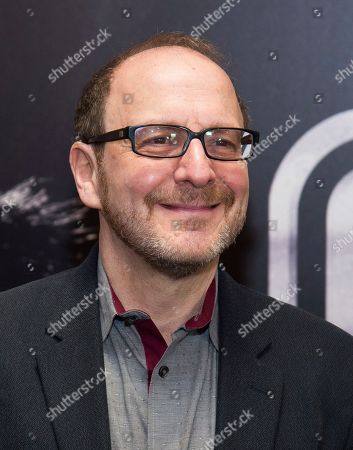 """Lonny Price participates in a """"Sunset Boulevard"""" media opportunity to promote its Broadway revival, at the Palace Theatre, in New York"""