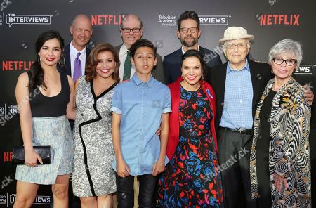 """Editorial picture of """"The Power of TV: A Conversation with Norman Lear and Netflix original series 'One Day at a Time'"""" ATAS Panel, North Hollywood, USA - 19 Jun 2017"""