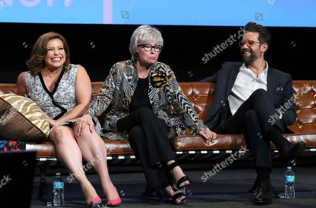 """Editorial image of """"The Power of TV: A Conversation with Norman Lear and Netflix original series 'One Day at a Time'"""" ATAS Panel, North Hollywood, USA - 19 Jun 2017"""
