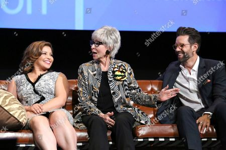 """Editorial photo of """"The Power of TV: A Conversation with Norman Lear and Netflix original series 'One Day at a Time'"""" ATAS Panel, North Hollywood, USA - 19 Jun 2017"""