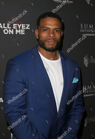 Editorial picture of 2017 American Black Film Festival, Miami Beach, USA - 17 Jun 2017