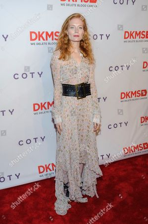 """Jessica Joffe attends the 11th Annual DKMS """"Big Love"""" Gala at Cipriani Wall Street, in New York"""
