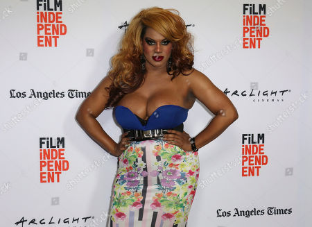 """Roxy Wood arrives at the Los Angeles Film Festival world premiere of """"Anything"""", in Santa Monica, Calif"""