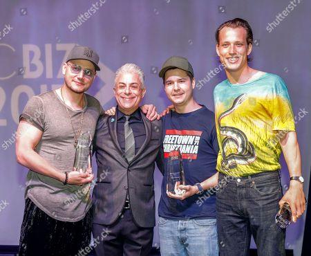 Editorial image of 2017 Music Biz - Music Business Artist Awards Luncheon - Inside, Nashville, USA - 18 May 2017