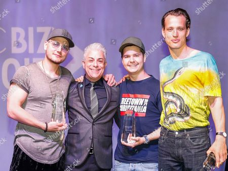 Editorial picture of 2017 Music Biz - Music Business Artist Awards Luncheon - Inside, Nashville, USA - 18 May 2017