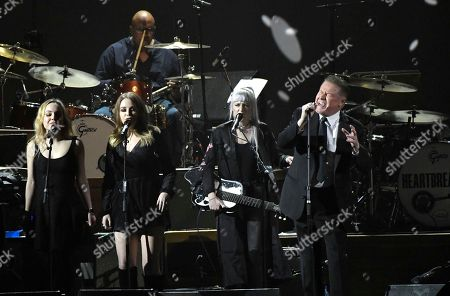 """Stock Photo of Don Henley performs """"Free Fallin'"""" at the MusiCares Person of the Year tribute honoring Tom Petty at the Los Angeles Convention Center on"""