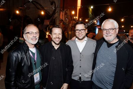 Dan Weiner, Tom Windish, Ben Weiss and Greg Bestick seen at the 2017 Paradigm Pollstar Live! Party, in Los Angeles, CA