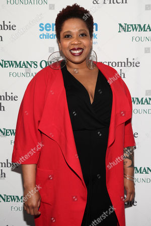 Stock Picture of Crystal Monee Hall attends the SeriousFun Children's Network Gala at Pier Sixty, in New York