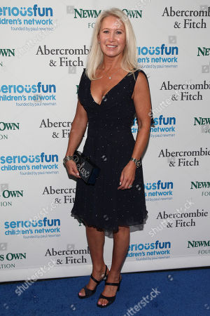 Clea Newman Soderlund attends the SeriousFun Children's Network Gala at Pier Sixty, in New York