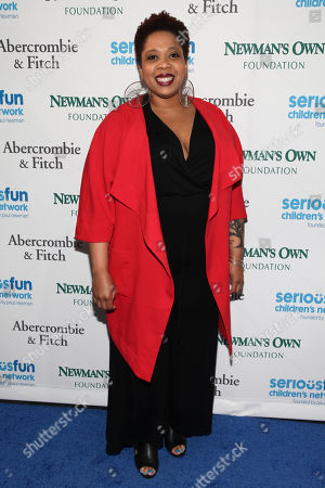Crystal Monee Hall attends the SeriousFun Children's Network Gala at Pier Sixty, in New York