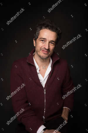 """Editor Walter Fasano poses for a portrait to promote the film, """"Call Me By Your Name"""", at the Music Lodge during the Sundance Film Festival, in Park City, Utah"""
