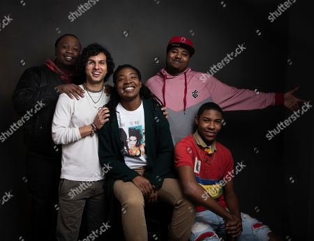 "Editorial photo of 2017 Sundance Film Festival - ""Dayveon"" Portraits, Park City, USA - 20 Jan 2017"