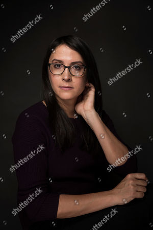 "Director Sydney Freeland poses for a portrait to promote the film, ""Deidra & Laney Rob a Train"", at the Music Lodge during the Sundance Film Festival, in Park City, Utah"