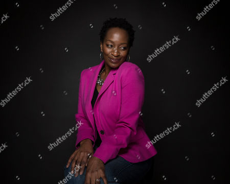 "Actress Lily Mojekwu poses for a portrait to promote the series, ""I Love Dick"", at the Music Lodge during the Sundance Film Festival, in Park City, Utah"