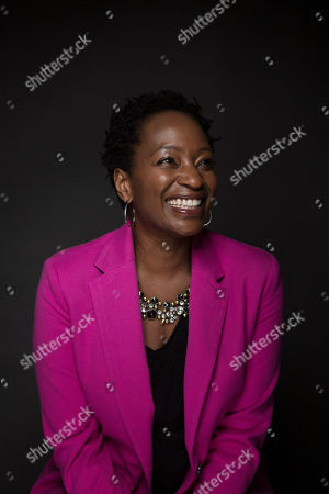 "Stock Photo of Actress Lily Mojekwu poses for a portrait to promote the series, ""I Love Dick"", at the Music Lodge during the Sundance Film Festival, in Park City, Utah"