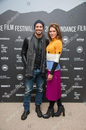 "Editorial image of 2017 Sundance Film Festival - ""Marjorie Prime"" Premiere, Park City, USA - 23 Jan 2017"