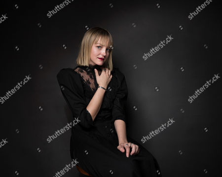 "Actress Chelsea Lopez poses for a portrait to promote the film, ""Novitiate"", at the Music Lodge during the Sundance Film Festival, in Park City, Utah"