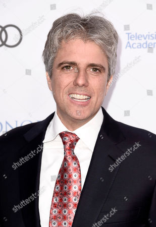 Scott Silveri arrives at the 2017 Television Academy Honors at the Montage Hotel, in Beverly Hills, Calif