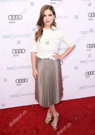Kyla Kenedy arrives at the 2017 Television Academy Honors at the Montage Hotel, in Beverly Hills, Calif