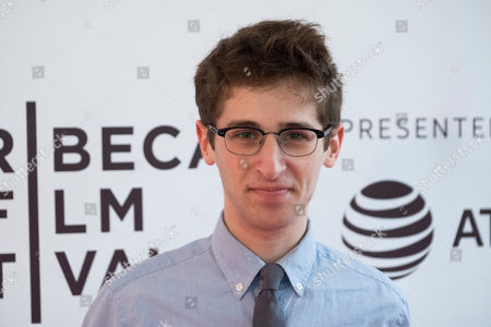 """Noah Robbins attends the """"Aardvark"""" premiere during the 2017 Tribeca Film Festival, in New York"""