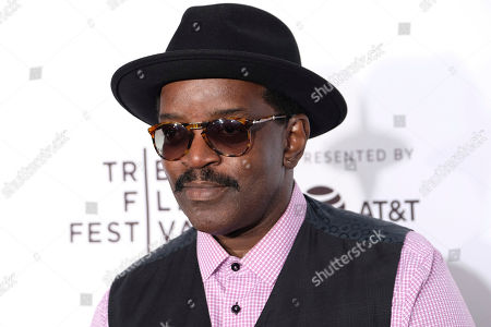 """Fab 5 Freddy attends the """"Can't Stop, Won't Stop: The Bad Boy Story"""" film premiere during the 2017 Tribeca Film Festival, in New York"""