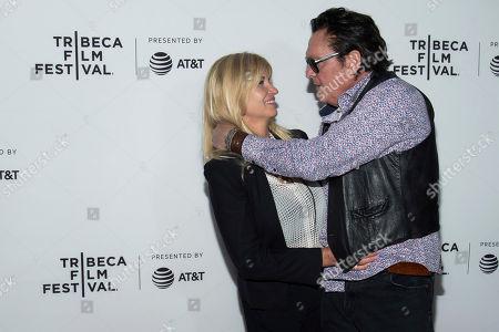 "Editorial image of 2017 Tribeca Film Festival - ""Reservoir Dogs"" Premiere, New York, USA - 28 Apr 2017"
