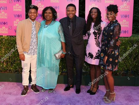 """Editorial photo of 2nd Annual """"Dear Mama: An Event To Honor Moms"""", Pasadena, USA - 6 May 2017"""