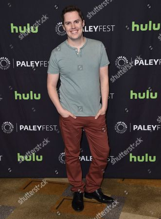 """Stock Image of Josh Vokey attends the 34th annual PaleyFest: """"Orphan Black"""" event at the Dolby Theatre, in Los Angeles"""