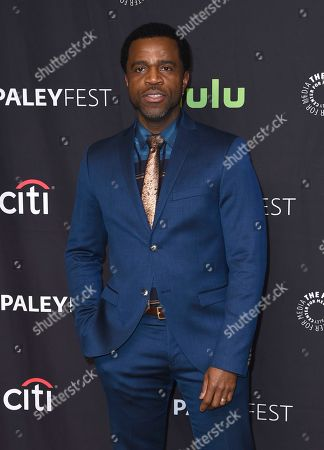 """Stock Image of Kevin Hanchard attends the 34th annual PaleyFest: """"Orphan Black"""" event at the Dolby Theatre, in Los Angeles"""
