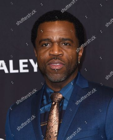 """Stock Photo of Kevin Hanchard attends the 34th annual PaleyFest: """"Orphan Black"""" event at the Dolby Theatre, in Los Angeles"""