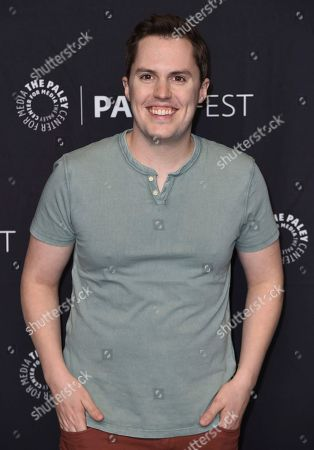 """Josh Vokey attends the 34th annual PaleyFest: """"Orphan Black"""" event at the Dolby Theatre, in Los Angeles"""