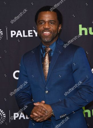 """Kevin Hanchard attends the 34th annual PaleyFest: """"Orphan Black"""" event at the Dolby Theatre, in Los Angeles"""