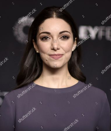 "Kathryn Alexandre attends the 34th annual PaleyFest: ""Orphan Black"" event at the Dolby Theatre, in Los Angeles"