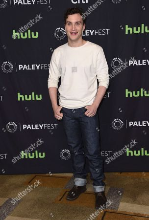 """Stock Picture of Ari Millen attends the 34th annual PaleyFest: """"Orphan Black"""" event at the Dolby Theatre, in Los Angeles"""